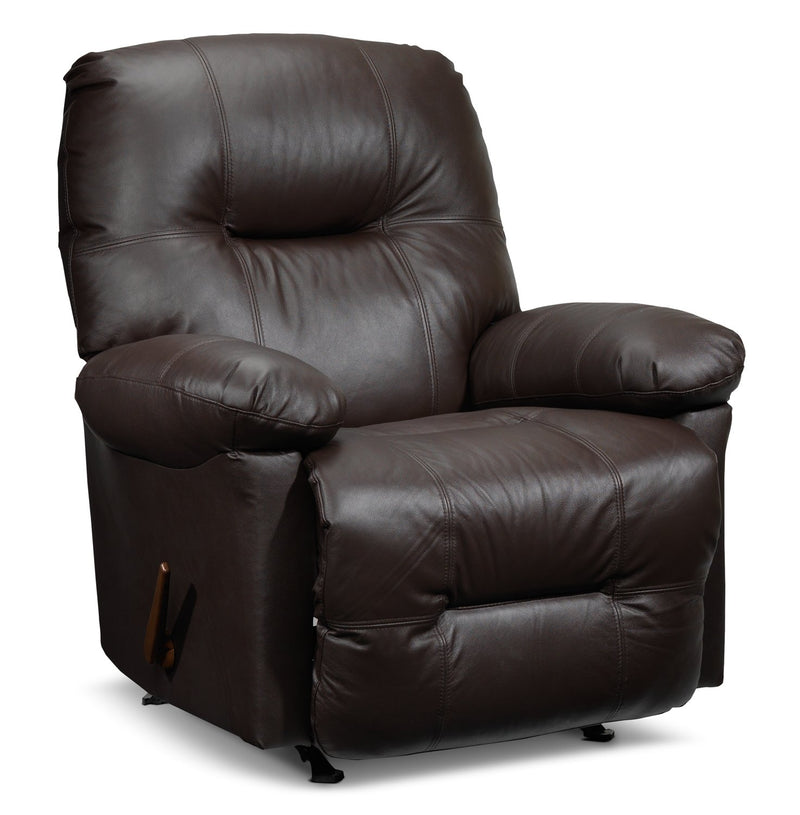 Hunter Recliner - Chocolate