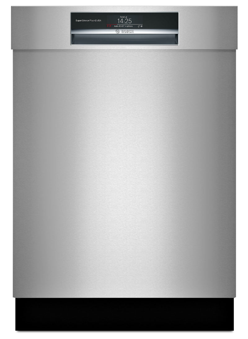 "Bosch Stainless Steel 24"" Dishwasher - SHEM78WH5N"