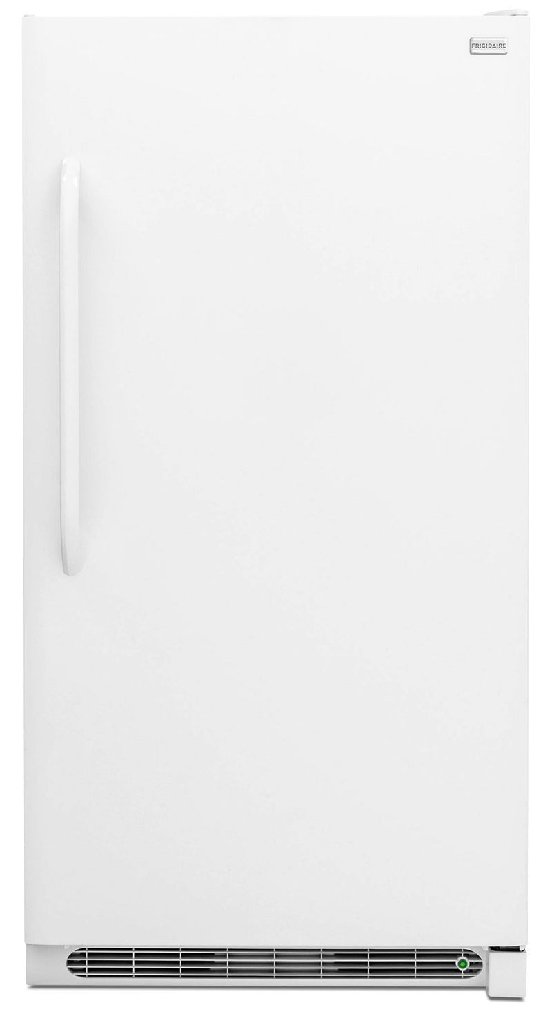 Frigidaire White Upright Freezer (20.9 Cu. Ft.) - FFFU21M1QW