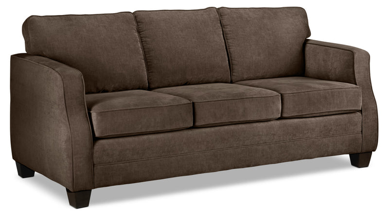 Agnes Sofa - Chocolate