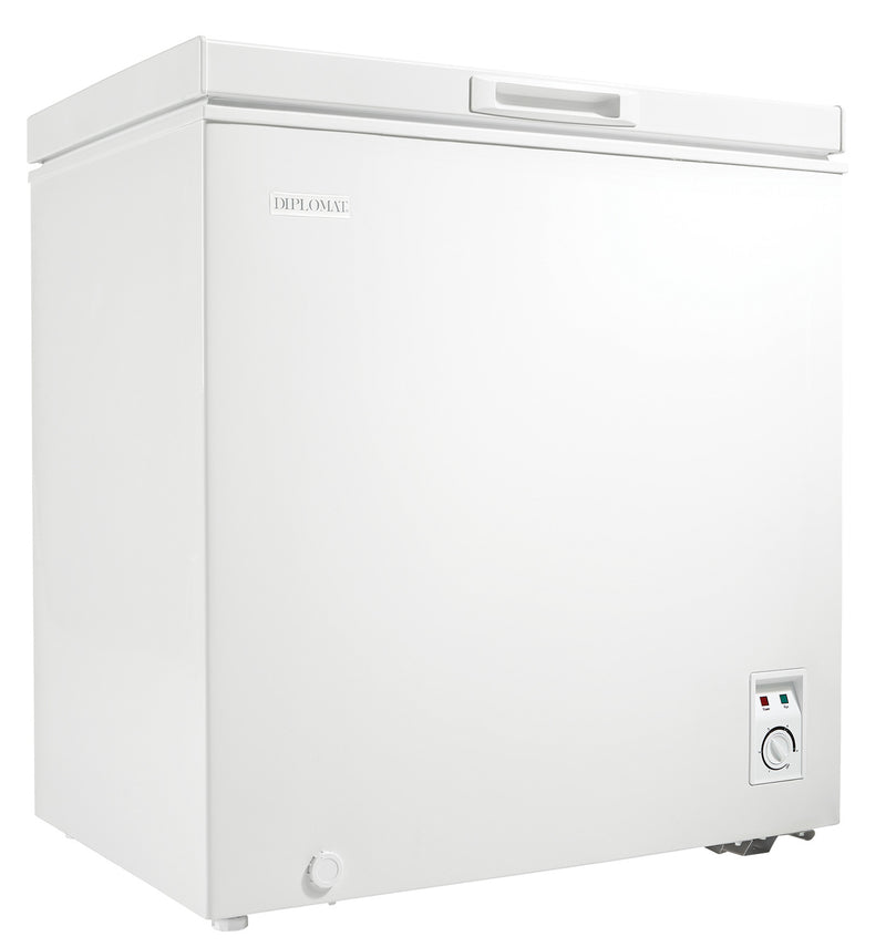 Danby White Chest Freezer (5 Cu. Ft.) - DCFM050C1WM
