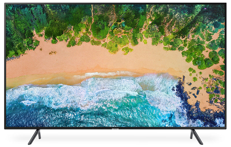 "Samsung 75"" 4K HDR 120 MR Smart LED TV - UN75NU7100FXZC"