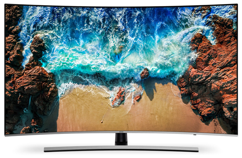 "Samsung 55"" 4K CURVED HDR 240 MR SMART LED TV - UN55NU8500FXZC"