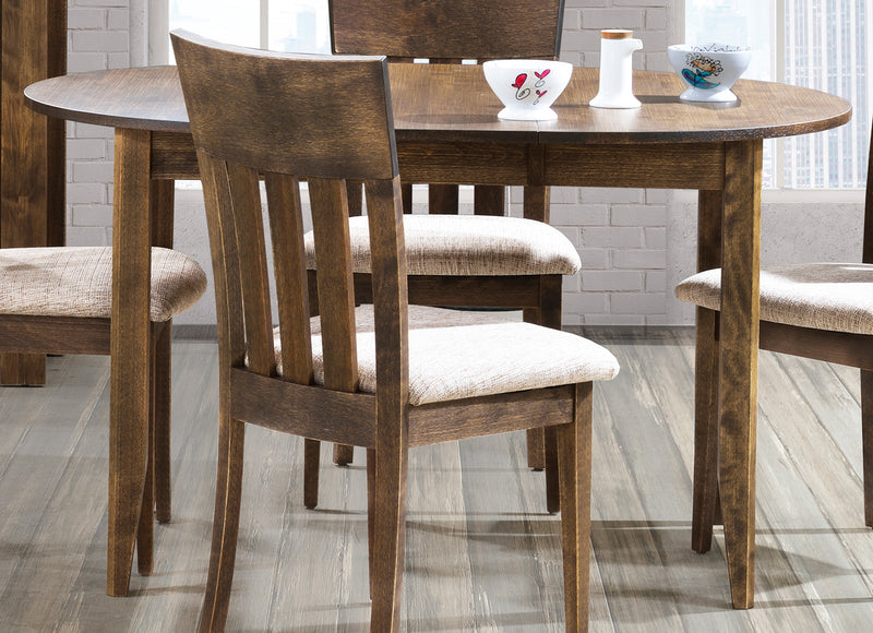 Joliette Dining Table - Antique Brown