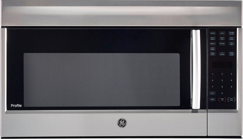 GE Profile Stainless Steel Over-the-Range Microwave (2.1 Cu. Ft.) - PVM2155SHC