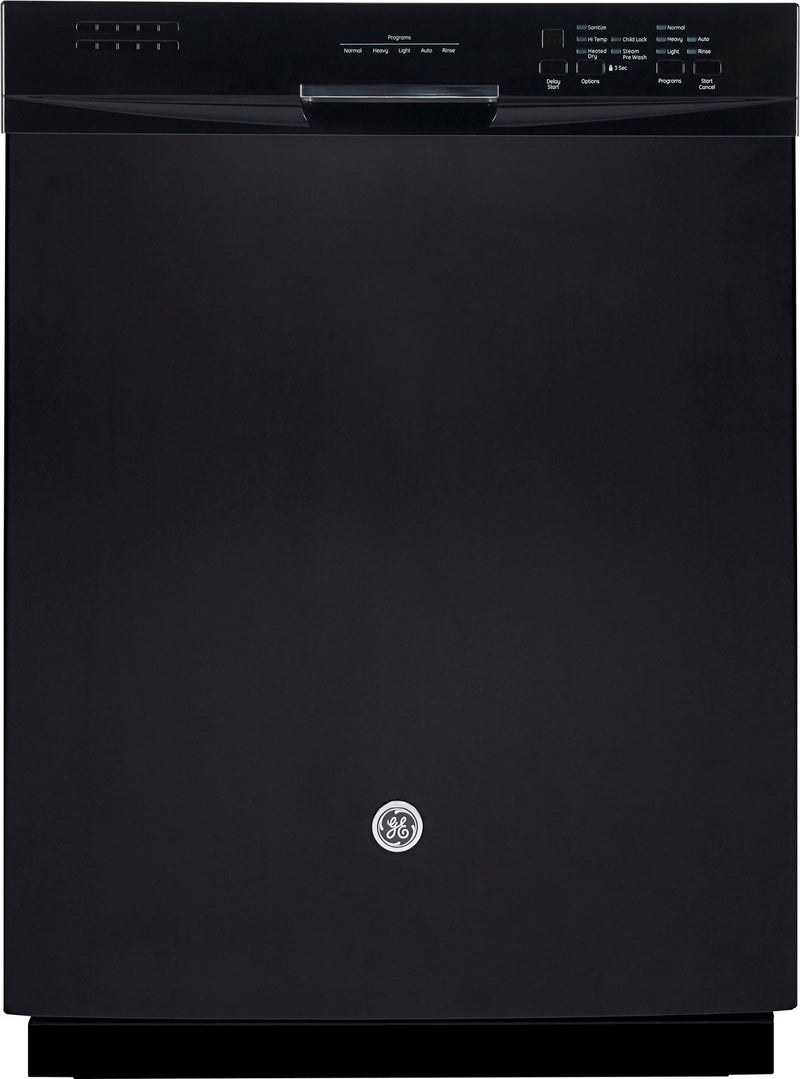 "GE Black 24"" Dishwasher - GBF630SGLBB"