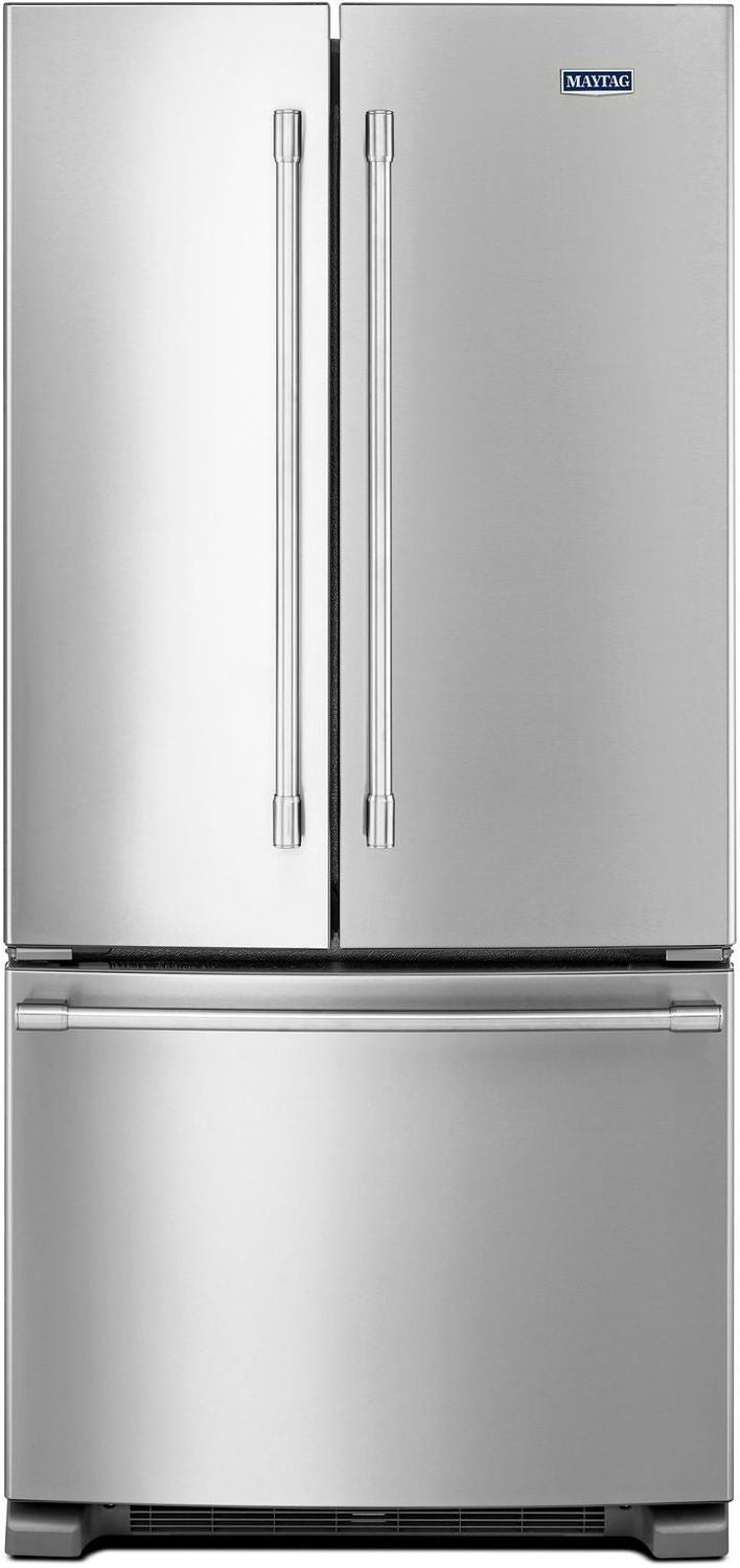 Maytag Stainless Steel French Door Refrigerator (22 Cu. Ft.) - MFF2258FEZ
