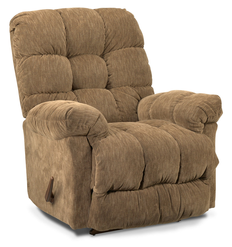 Holly Rocker Recliner - Beige