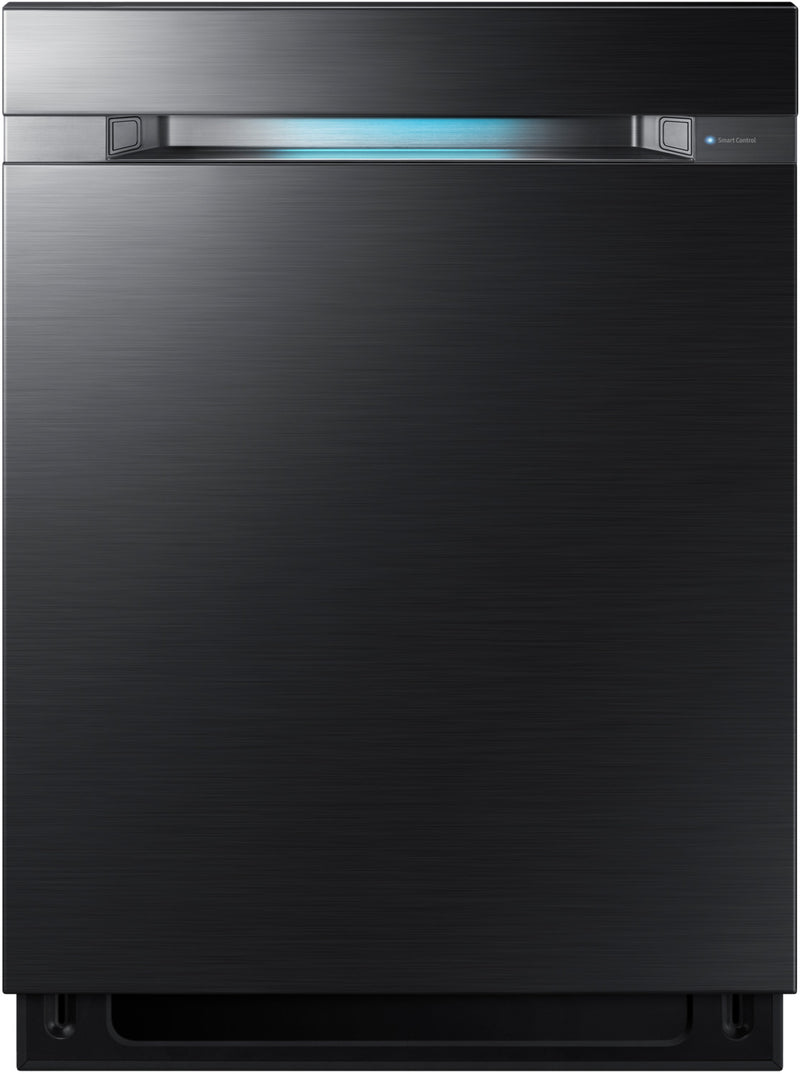 "Samsung Black Stainless Steel 24"" Dishwasher - DW80M9960UG/AC"