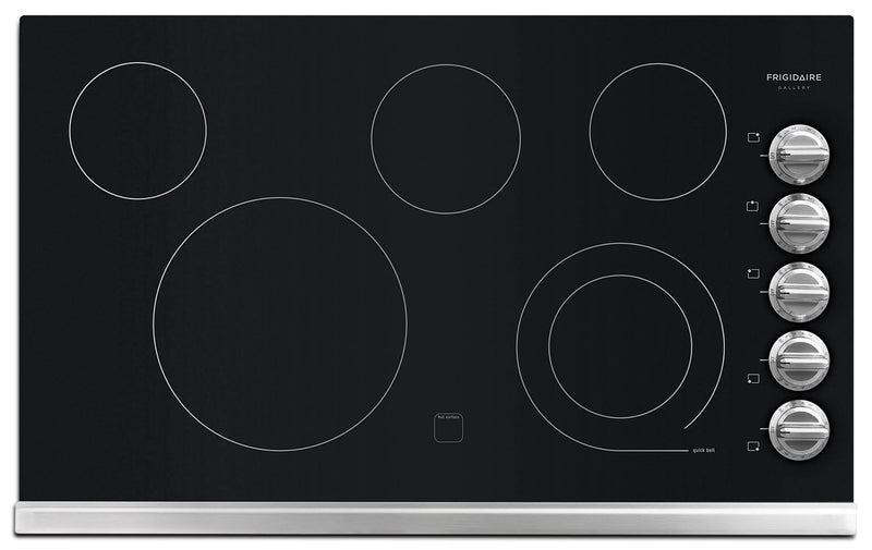 Frigidaire Gallery Electric Cooktop FGEC3645PS