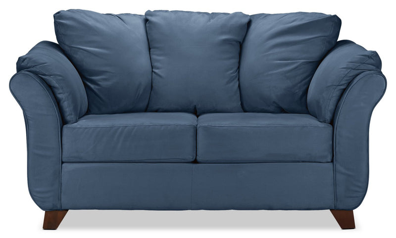 Collier Loveseat - Cobalt Blue