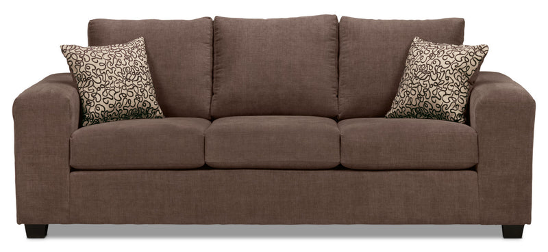 Fava Sofa - Light Brown