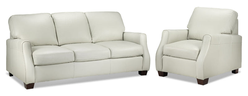 Talbot Sofa and Chair - Smoke