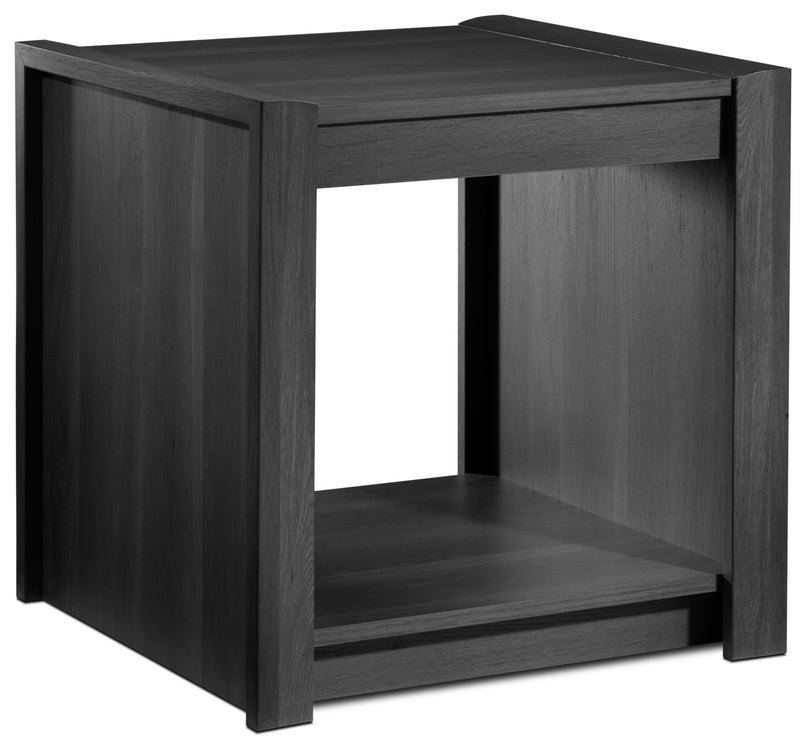 Toffee End Table - Grey