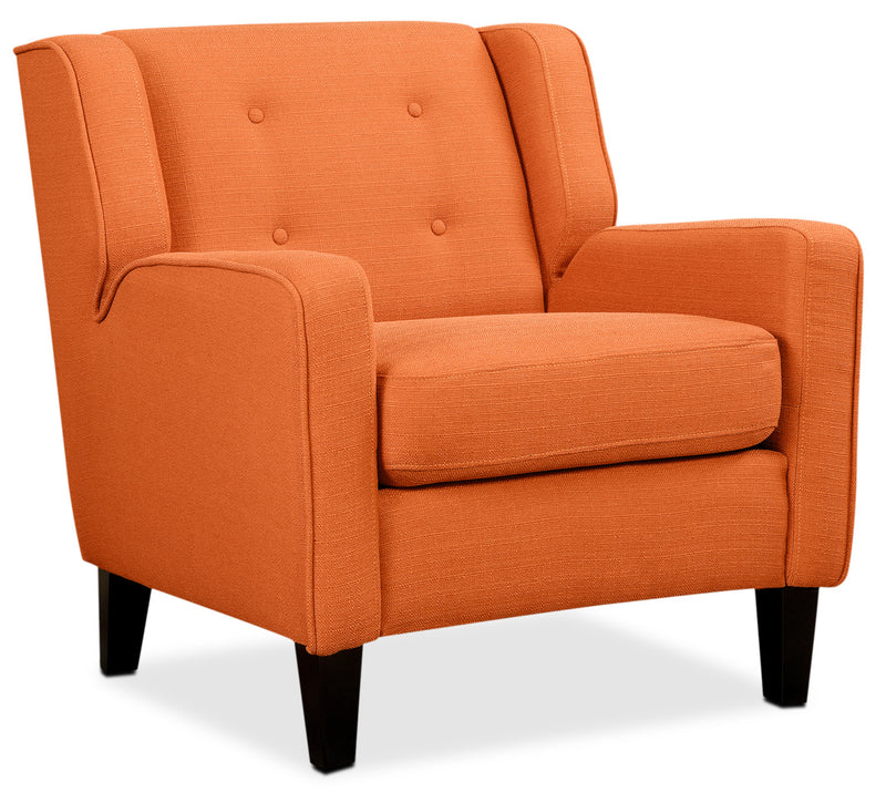 Stella Accent Chair - Orange