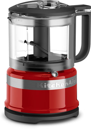 KitchenAid Empire Red 3.5-Cup Mini Food Processor - KFC3516ER