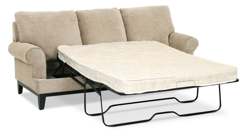 Crizia Full Sofa Bed - Mocha