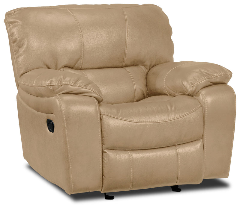 Santorini Power Recliner - Taupe