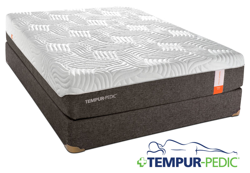 Tempur-Pedic Sense 2.0 Firm Queen Mattress and Boxspring Set