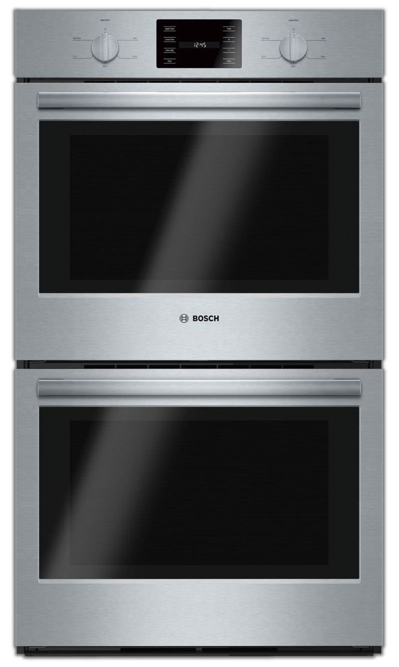 Bosch Stainless Steel Double Wall Oven (9.2 Cu. Ft.) - HBL5551UC