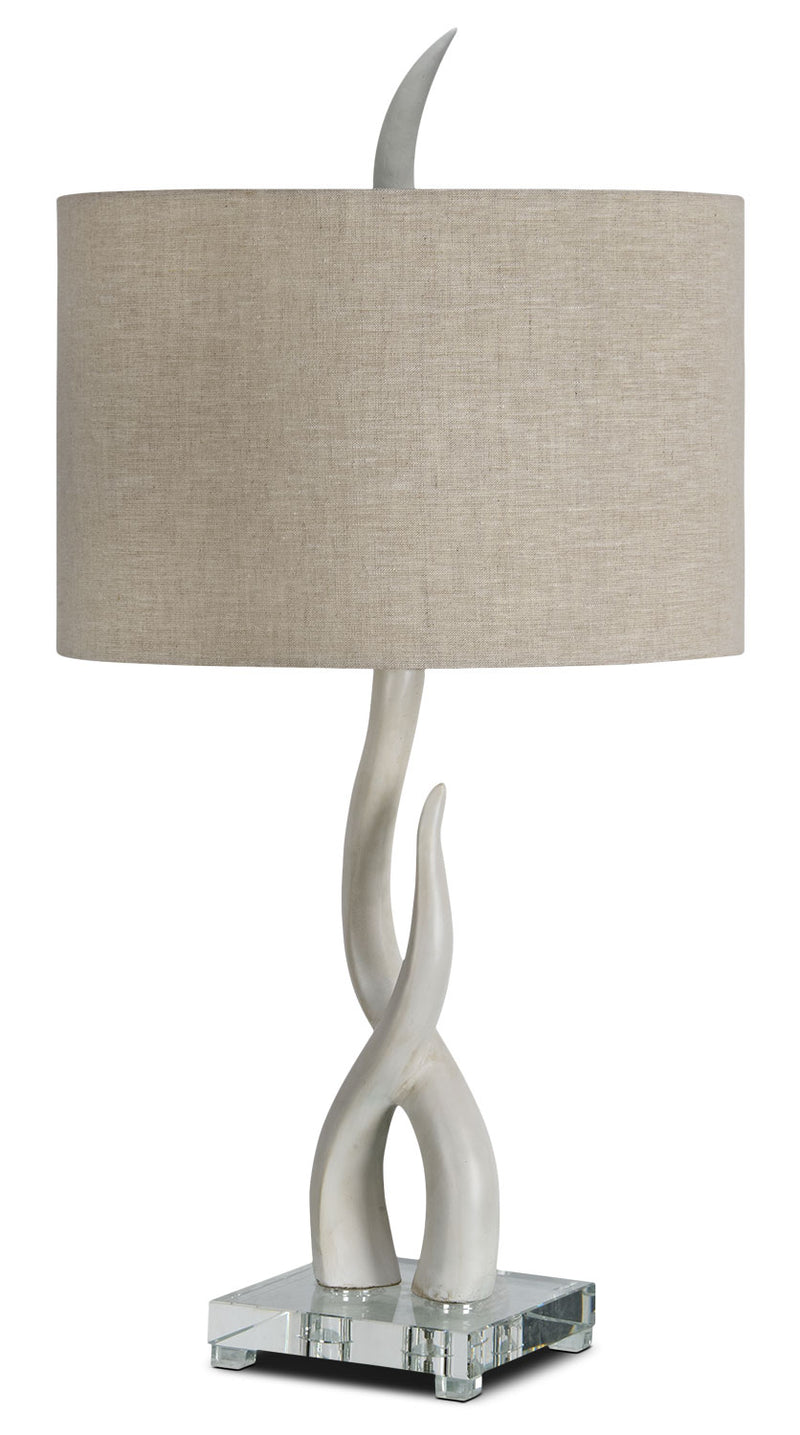 "Dallas 28.5"" Table Lamp - Beige"