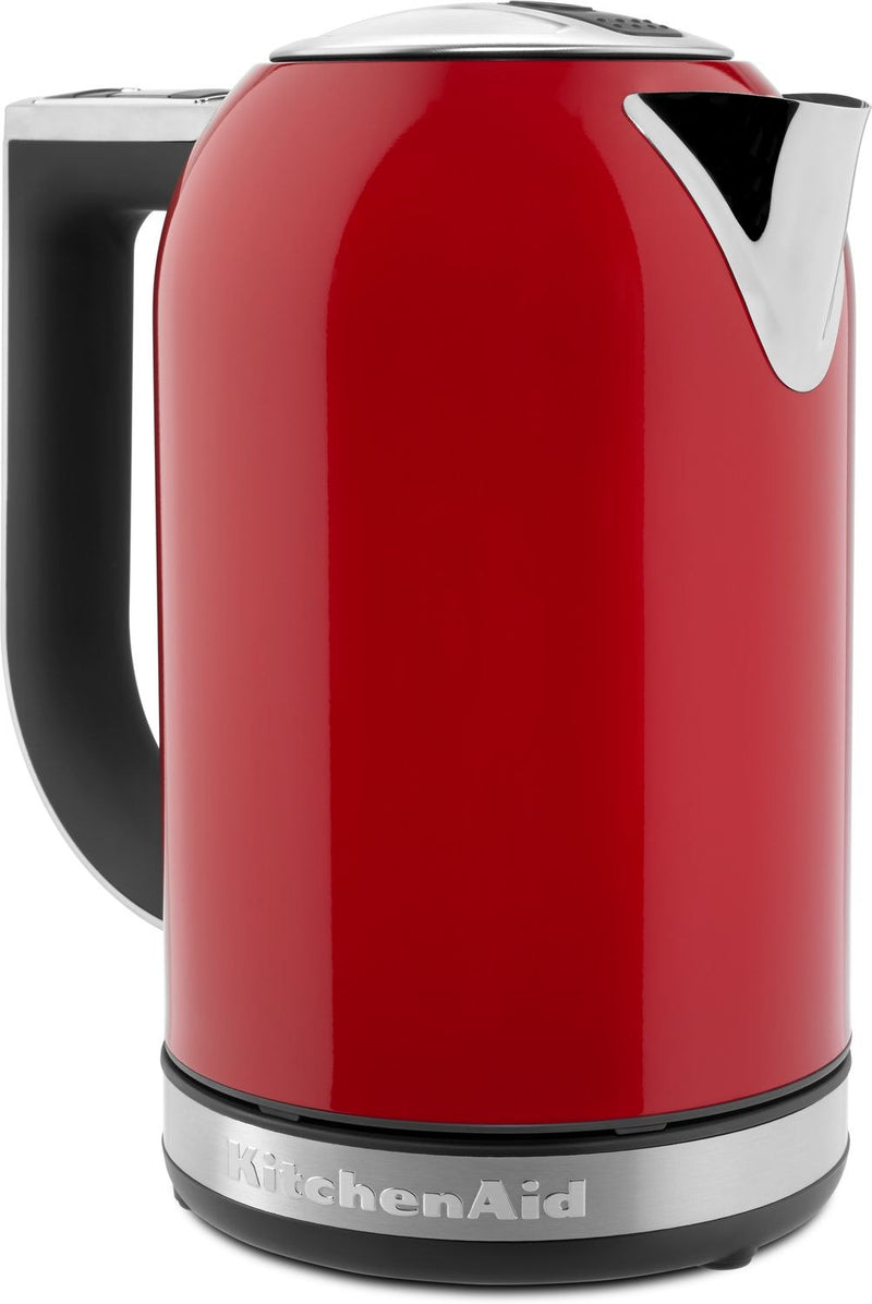 KitchenAid Empire Red Electric Kettle (1.7 L) - KEK1722ER