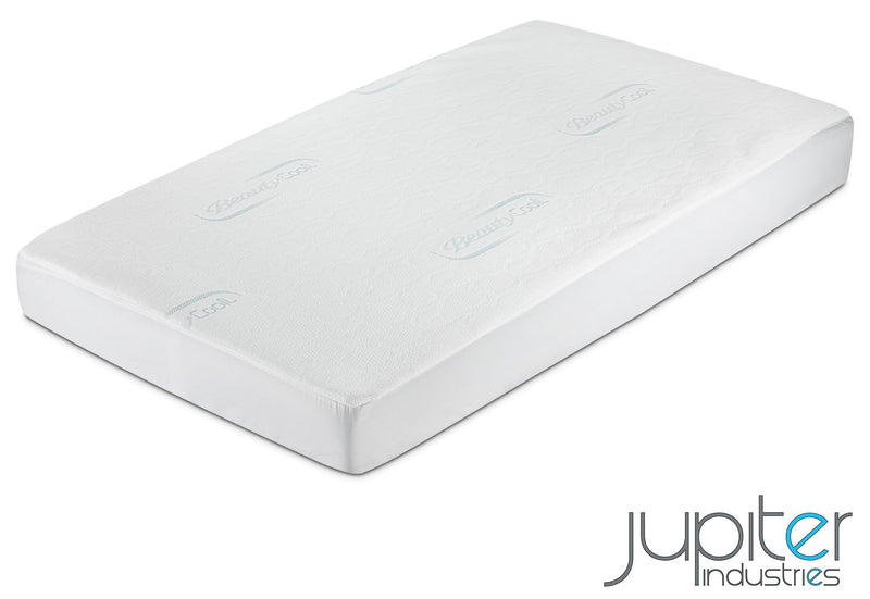 BeautyCool Crib Mattress Cover