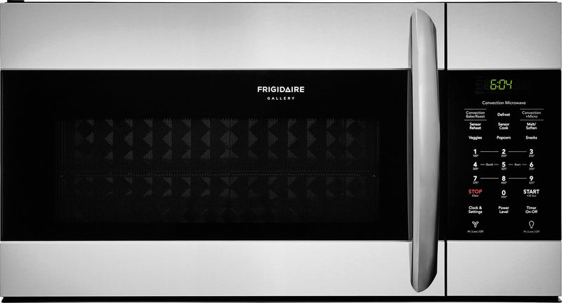 Frigidaire Gallery Stainless Steel Over-the-Range Convection Microwave (1.5 Cu. Ft.) - FGMV155CTF