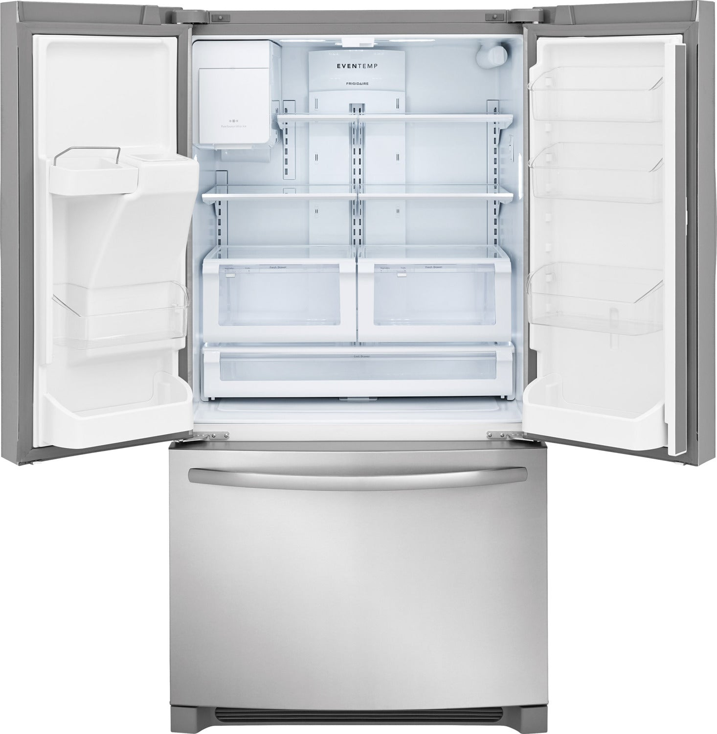 Frigidaire 4 Piece Kitchen Appliances Package with FFHB2750TS 36 ...