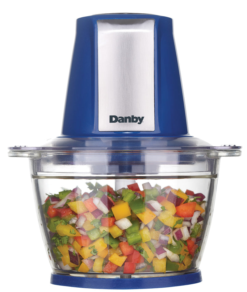 Danby Blue Food Chopper (500 mL) - DFC40C1SSDB