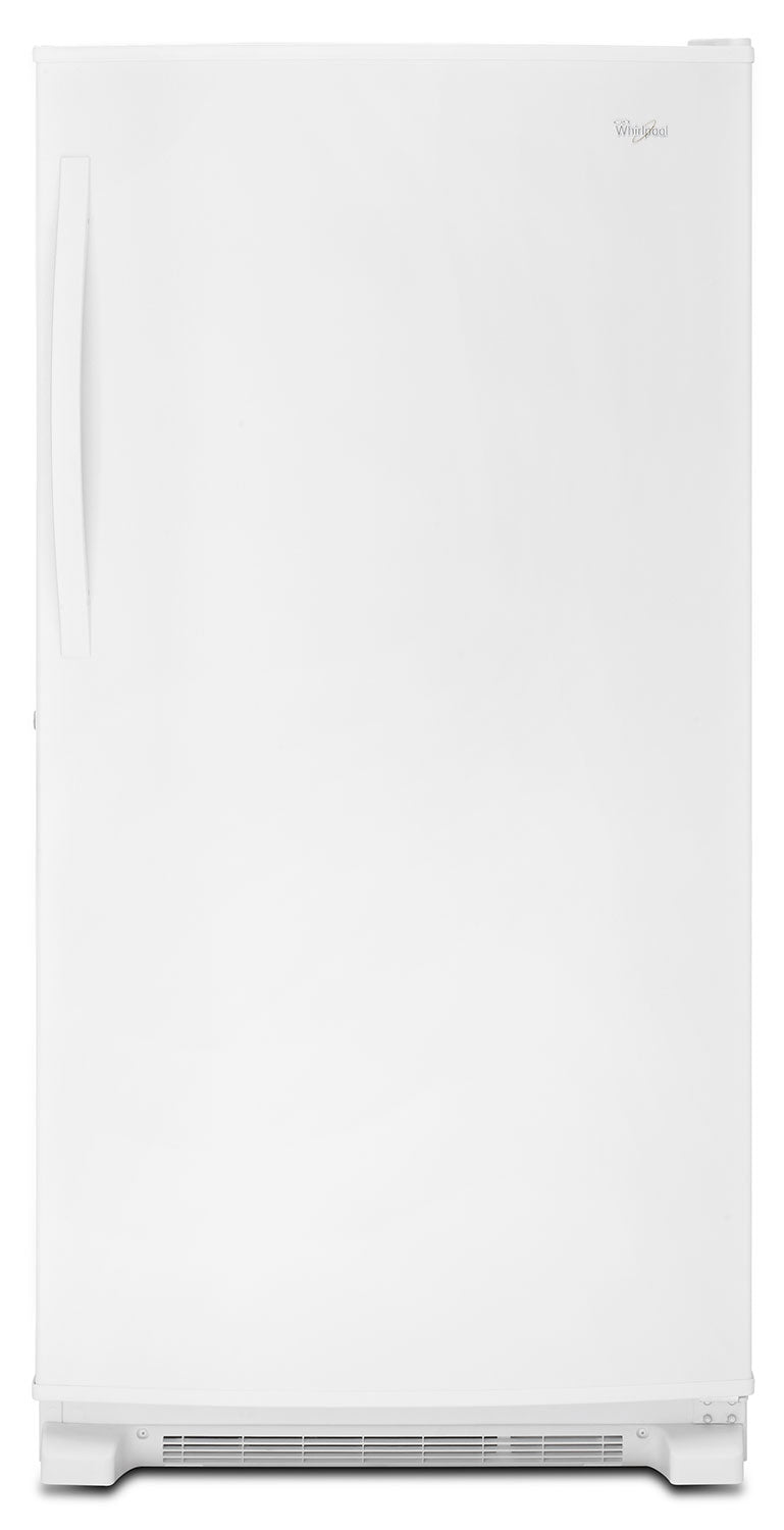 Whirlpool White Upright Freezer (19.6 Cu. Ft.) - WZF79R20DW