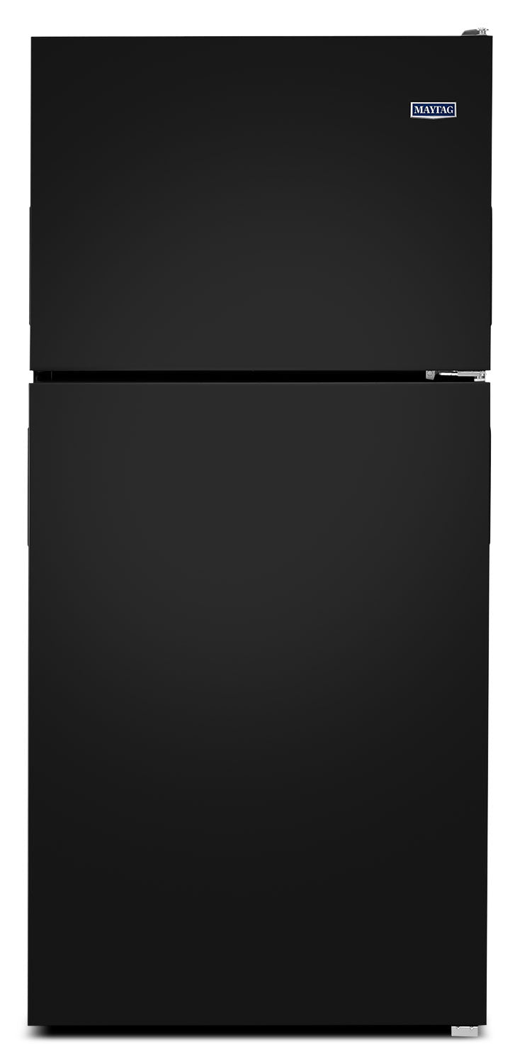 Maytag Black Top-Freezer Refrigerator (21.0 Cu. Ft.) - 	MRT311FFFE