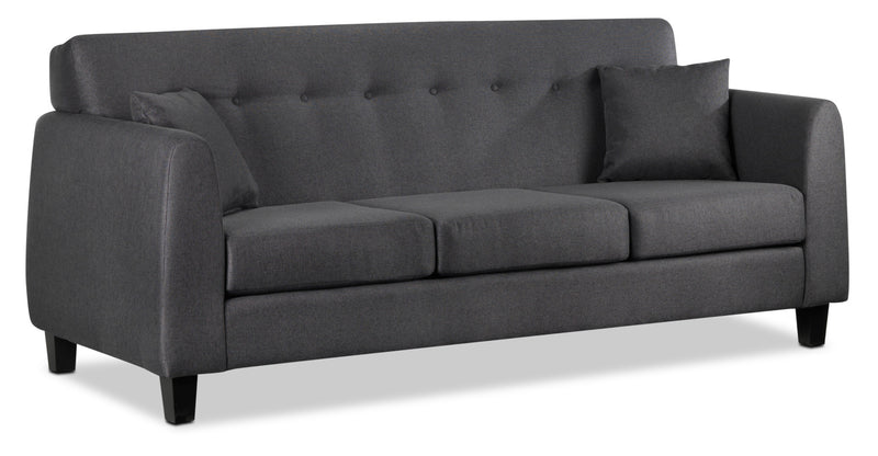 Jaycob Sofa - Dark Grey