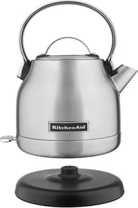 KitchenAid Brushed Stainless Steel Electric Kettle (1.25 L) - KEK1222SX