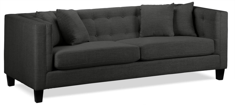 Astin Sofa - Dark Grey