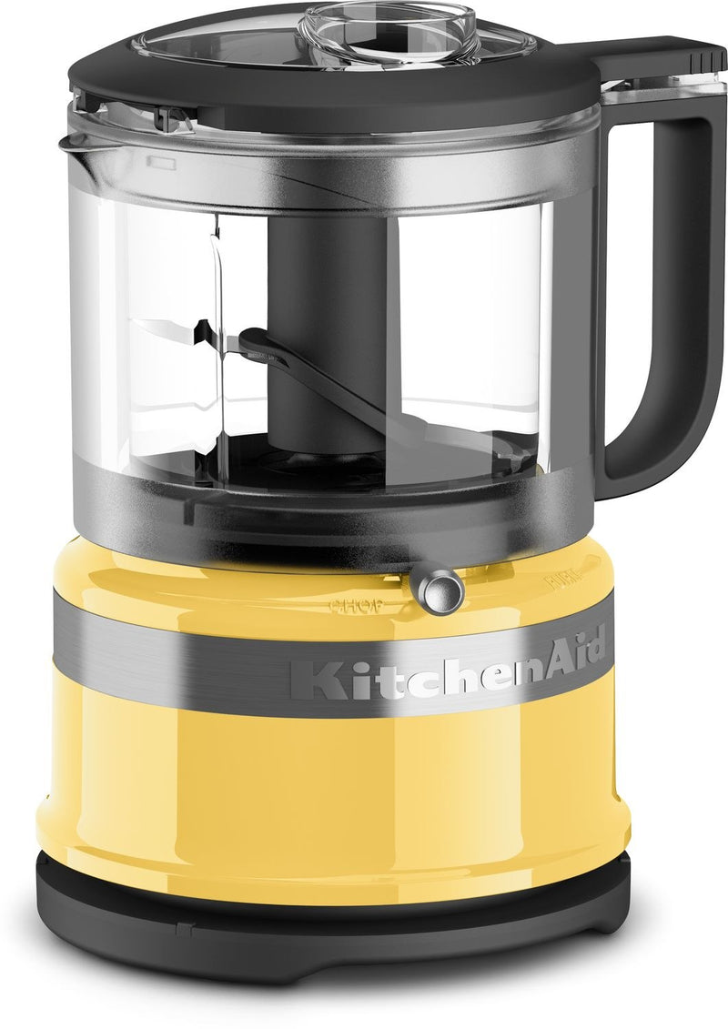 KitchenAid Majestic Yellow 3.5-Cup Mini Food Processor - KFC3516MY