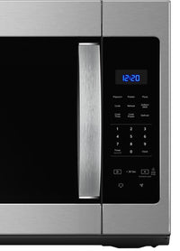 Whirlpool Stainless Steel Over-the-Range Microwave (1.7 Cu. Ft.) - YWMH31017HZ