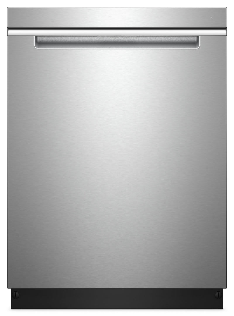 "Whirlpool Stainless Steel 24"" Dishwasher - WDTA50SAHZ"