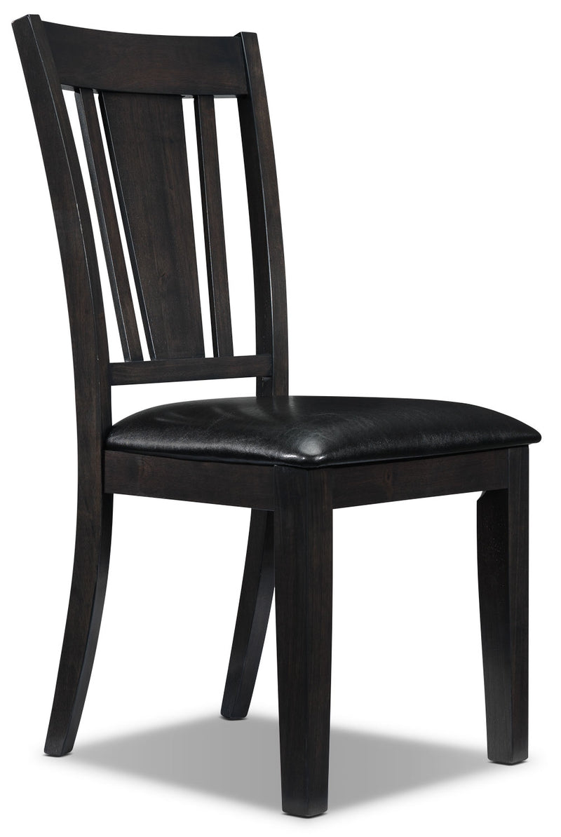 Marlowe Side Chair - Charcoal