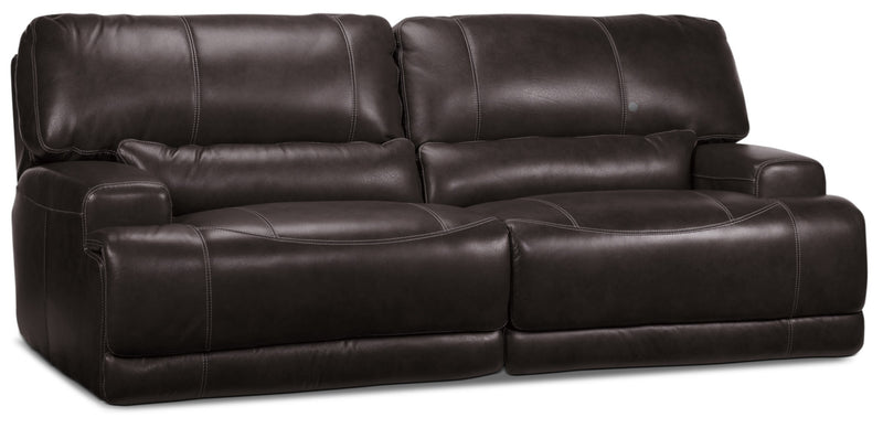 Dearborn Power Reclining Sofa - Blackberry