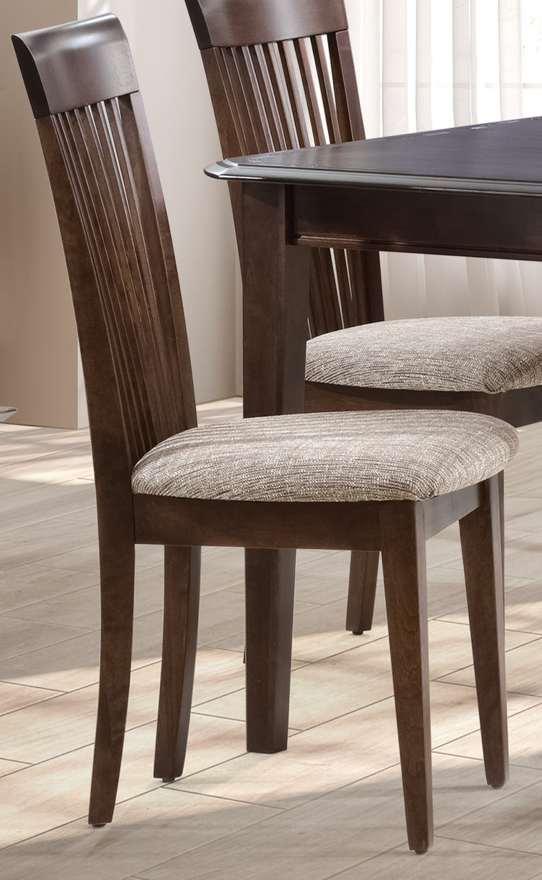 Granby Side Chair - Bark Brown