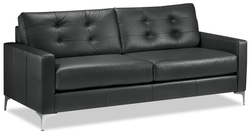 Draven Sofa - Dark Grey