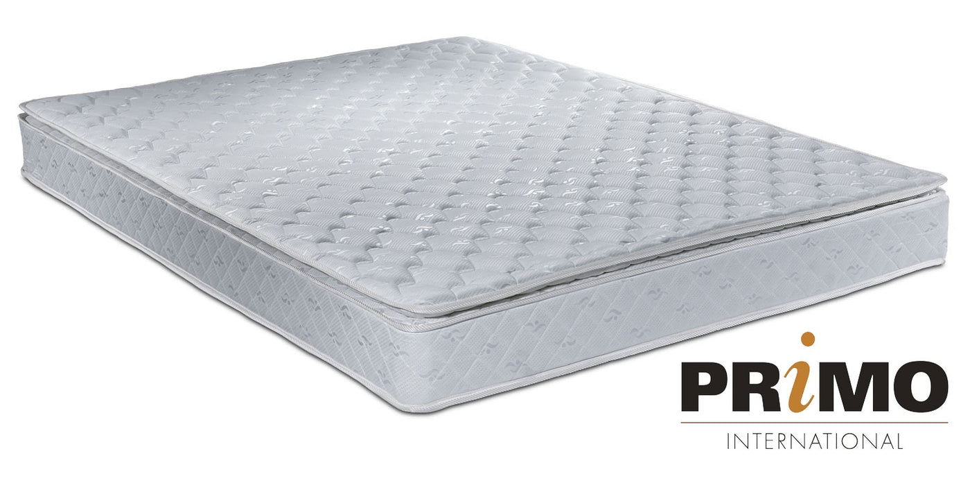 Primo International Radius Cushion Plush Twin Mattress Leon S