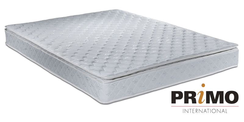 Primo International Radius Cushion Plush Twin Mattress