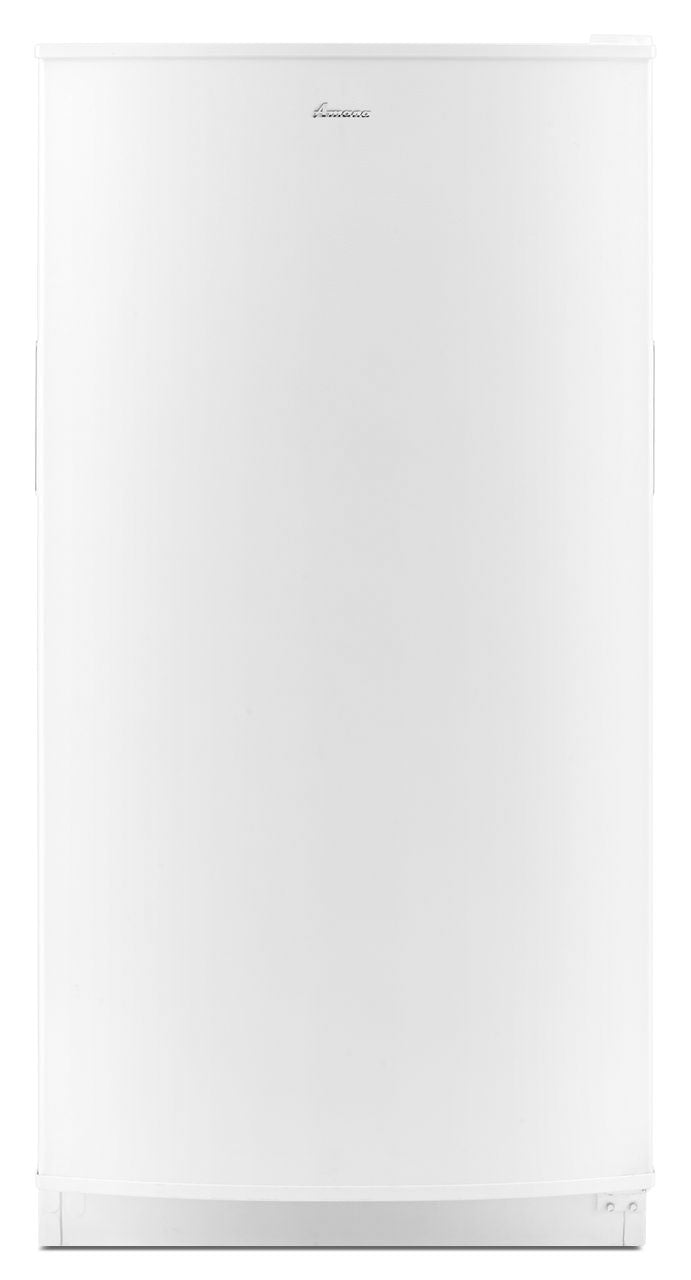 Amana White Upright Freezer (16.0 Cu. Ft.) - AZF33X16DW
