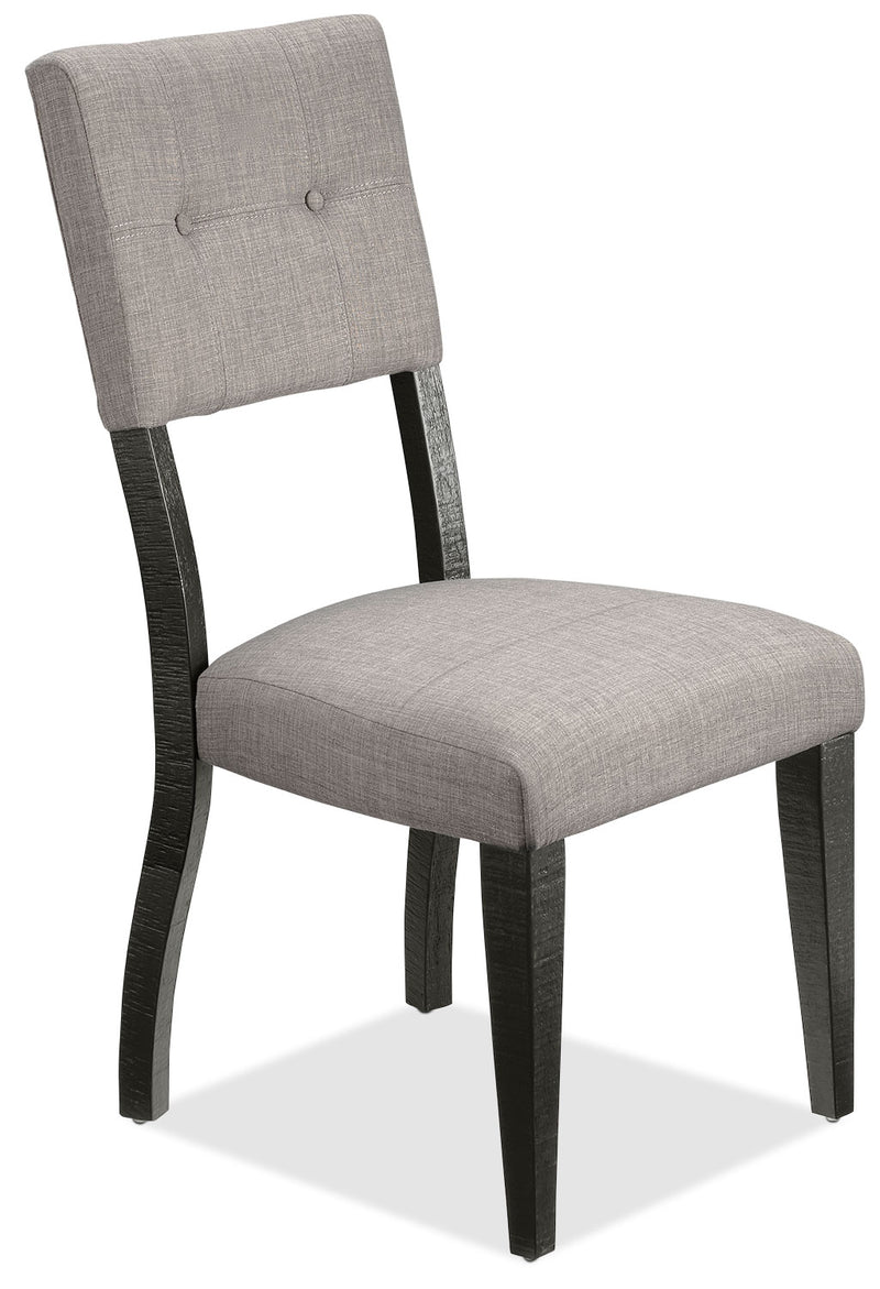 Imari Side Chair - Black