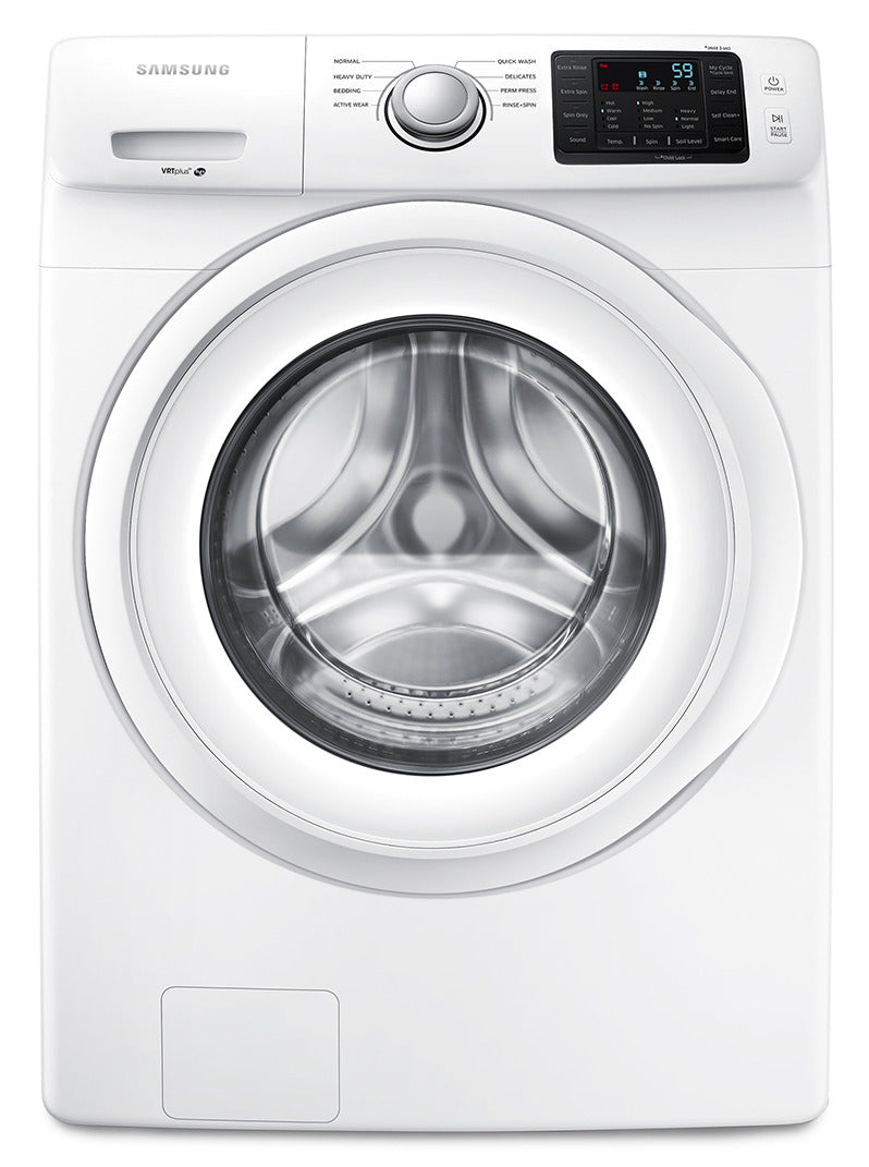 Samsung White Front-Load Washer (5.2 Cu. Ft. IEC) - WF45M5100AW/A5
