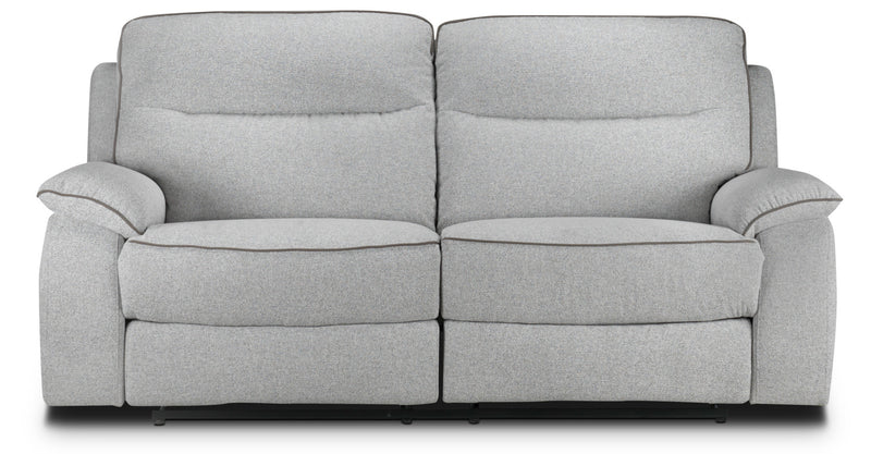 Latham Reclining Sofa - Frost