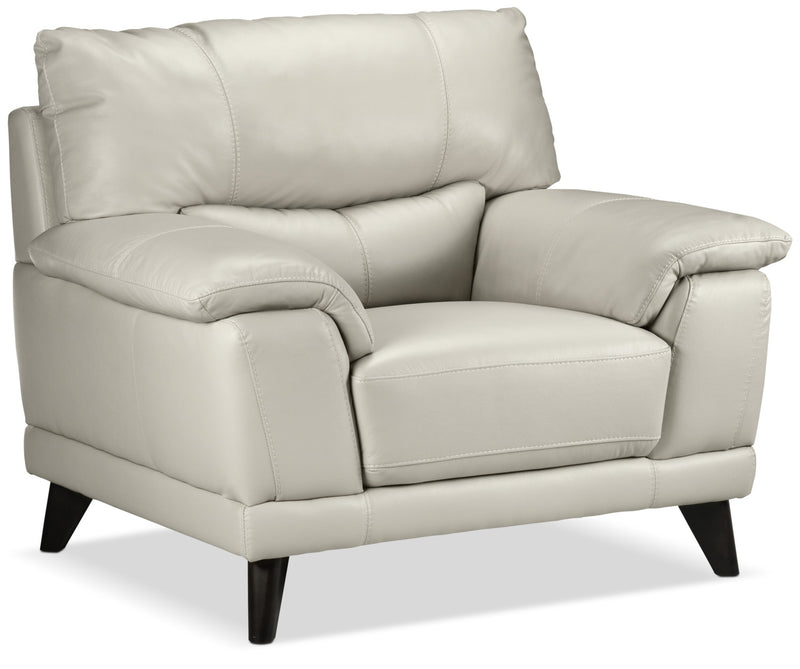 Braylon Chair - Silver Grey