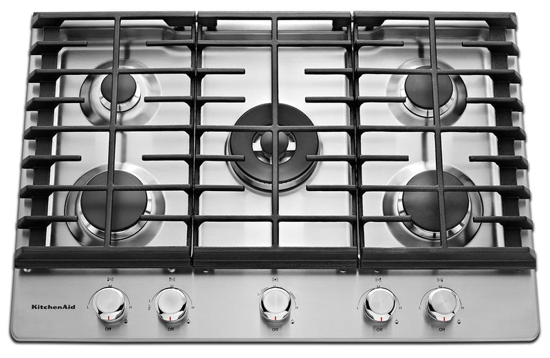 KitchenAid Gas Cooktop KCGS550ESS